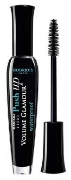 Bourjois Volume Glamour Effect Push Podkręcający tusz do rzęs wodoodporny 71 Black Waterproof