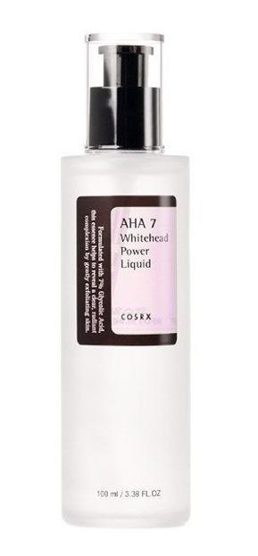 COSRX AHA 7 Whitehead Power Liquid Płyn złuszczający z naturalnymi kwasami AHA 100ml