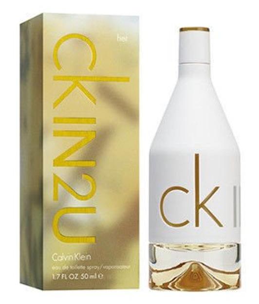 Calvin Klein CK In2U EDT 150ml Woda toaletowa dla kobiet
