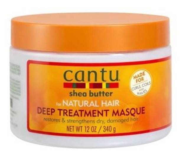Cantu Deep Treatment Masque Maska głęboko odbudowująca do włosów zniszczonych 340g