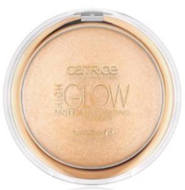 Catrice High Glow Mineral Powder - Puder rozświetlający 020 gold dust