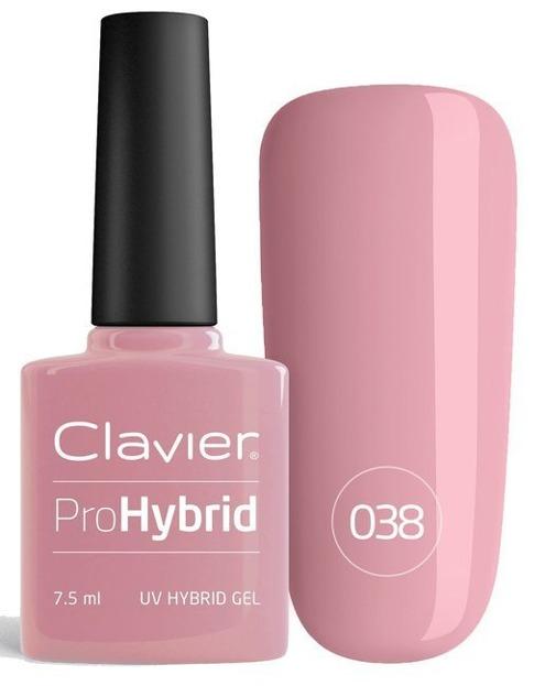 Clavier Lakier Hybrydowy ProHybrid 038 7,5ml