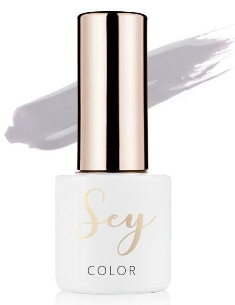 Cosmetics Zone Sey Lakier hybrydowy S053 Grey Cloud 7ml