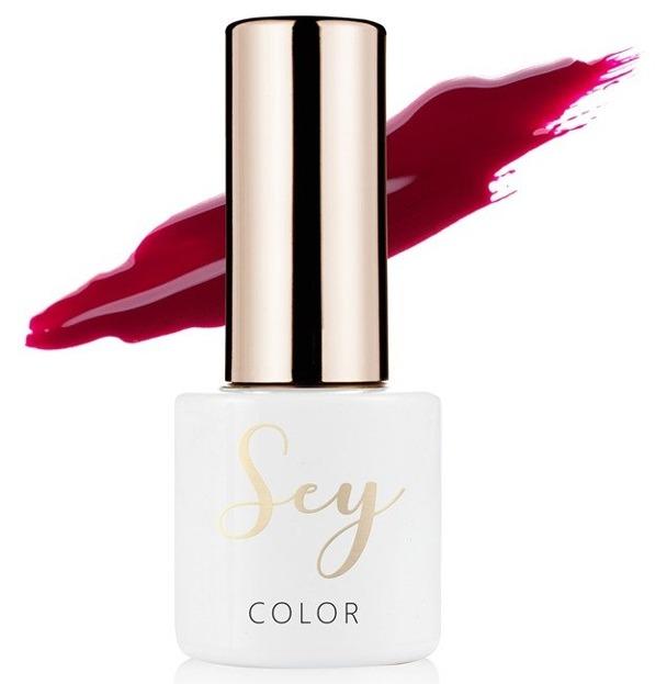 Cosmetics Zone Sey Lakier hybrydowy S135 Crimson Flow 7ml
