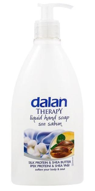 DALAN Therapy mydło w płynie Proteiny Jedwabiu&Masło Shea 400ml