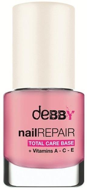 Debby Nail Repair Total Care Base Odżywka wzmacniająca paznokcie 7,5ml