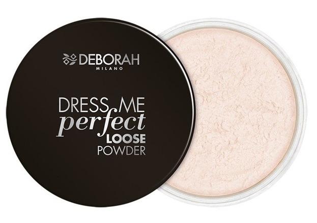 Deborah Dress Me Perfect Matujący puder sypki  0 25g