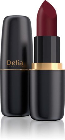 Delia Pure Matt Lipstick Matowa pomadka do ust 308 Taste Of Wine