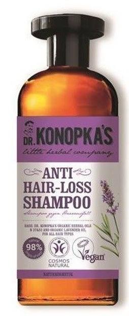 Dr Konopka's Szampon do włosów przeciw wypadaniu DRK4 500ml