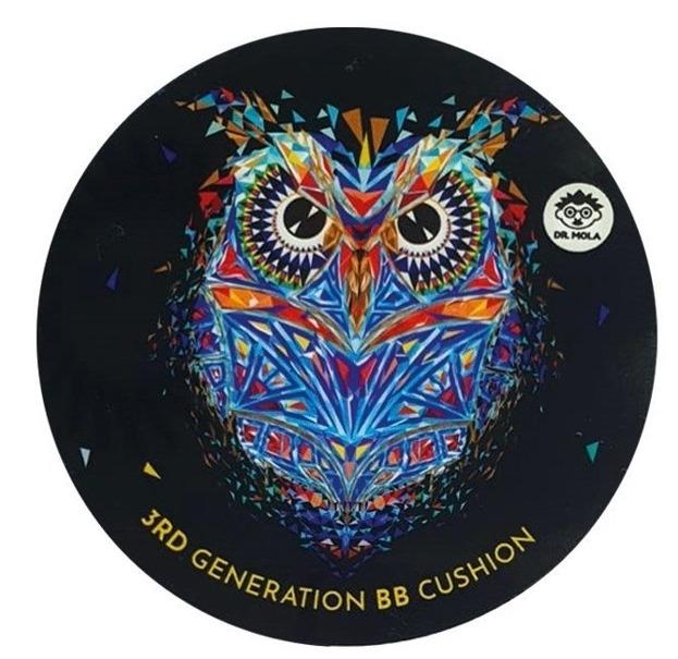 Dr. Mola 3rd S Generation BB Cushion Krem BB w kompakcie 23 Natural Beige 15g