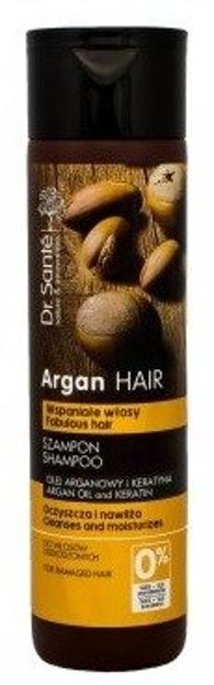 Dr.Sante Argan Szampon olejem arganowym i keratyną do włosów uszkodzonych 250ml