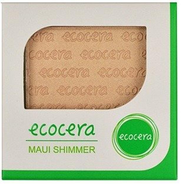 Ecocera Puder rozświetlający MAUI 10g