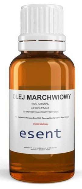 Esent Olej marchwiowy naturalny 20ml