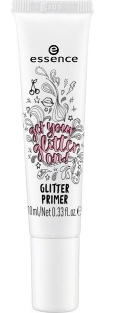 Essence Get Your Glitter On! Baza pod brokatowe i sypkie cienie 10ml