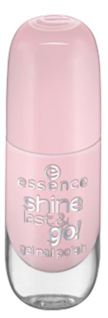 Essence Shine Last&Go! Żelowy lakier do paznokci 05 Sweet  as candy 8ml