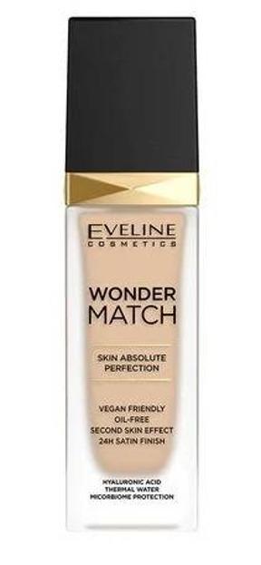 Eveline Cosmetics Wonder MATCH Luksusowy podkład dopasowujący się do skóry 10 Light Vanilla 30ml