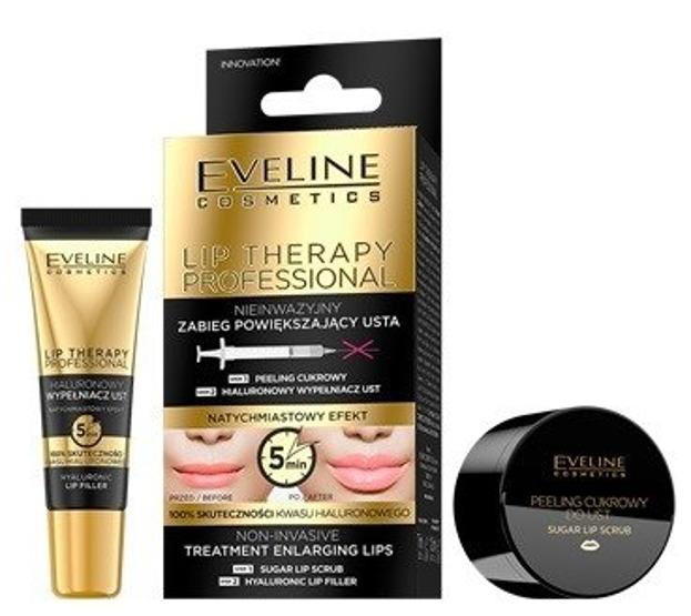 Eveline Lip Therapy Professional Nieinwazyjny zabieg powiększający usta
