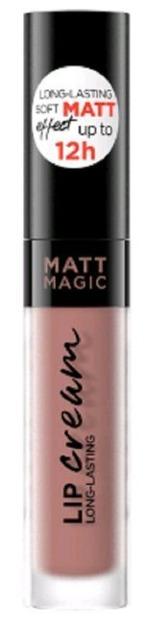 Eveline Matt Magic Lip Cream Pomadka matowa w płynie 21