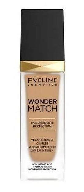 Eveline Wonder MATCH Luksusowy podkład dopasowujący się do skóry 40 Sand 30ml