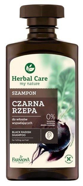 Farmona Herbal Care Szampon do włosów Czarna Rzepa 330ml