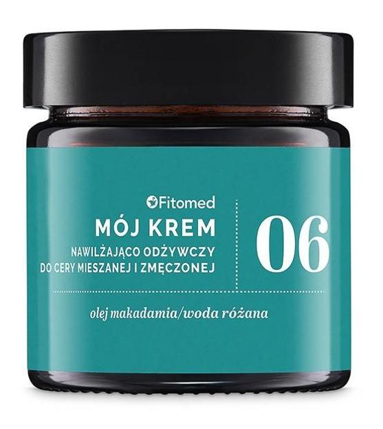 Fitomed Krem do Cery Mieszanej NR6 50g