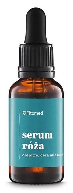 Fitomed Serum olejowe do cery mieszanej Dzika róża 30g