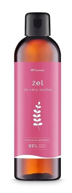 Fitomed Żel do mycia twarzy cera sucha i wrażliwa, 200 ml