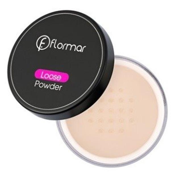 Flormar Loose Powder 03 Medium Sand Puder sypki 18g