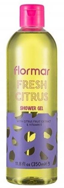Flormar Shower Gel Fresh Citrus Żel pod prysznic 350ml