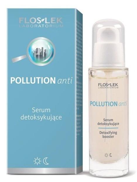 FlosLek Pollution anti Serum detoksykujące 30ml