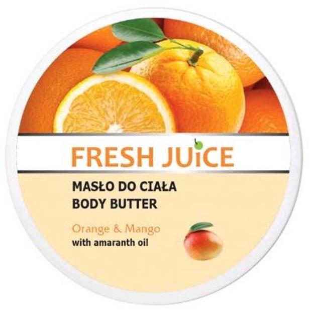 Fresh Juice masło do ciała Passion Orange&Mango 225ml