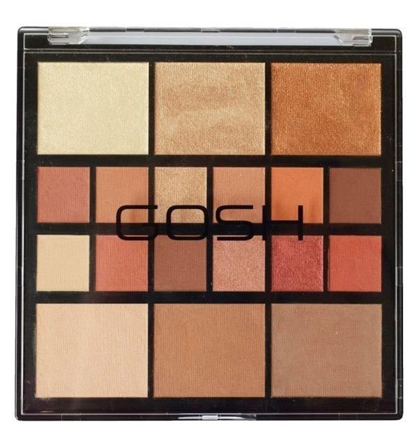 GOSH Grab&Go Paleta do makijażu 002 From dusk till dawn