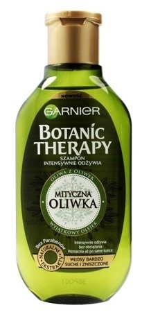 Garnier Botanic Therapy Szampon do włosów bardzo suchych i zniszczonych 400ml