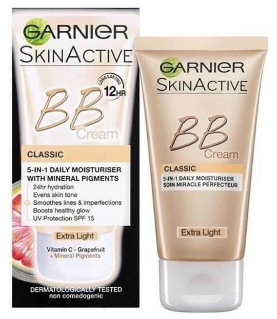 Garnier Nawilżający krem BB 5w1 Extra Light 50ml