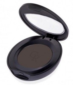 Golden Rose Eyebrow Powder - Puder do brwi z witaminą E 106
