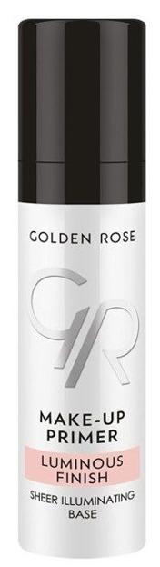 Golden Rose Make-up Primer Luminous - Rozświetlająca baza pod makijaż 30ml