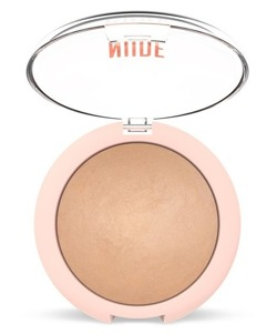 Golden Rose Nude Look Sheer Baked Powder Wypiekany puder do twarzy Nude Glow 9g