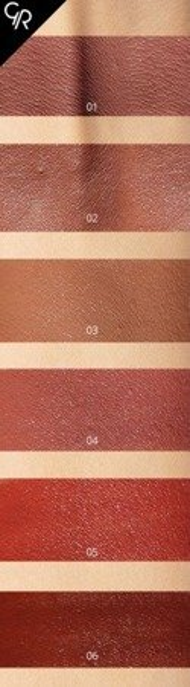 Golden Rose  Pomadka do ust Smart Lips kolor nr 04,  3,5 g