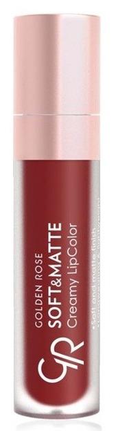 Golden Rose Soft&Matte Creamy Lip Color Matowa pomadka do ust 114