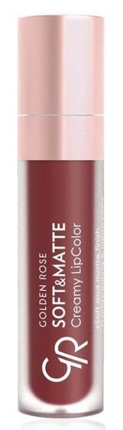 Golden Rose Soft&Matte Creamy Lip Color Matowa pomadka do ust 115