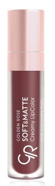 Golden Rose Soft&Matte Creamy Lip Color Matowa pomadka do ust 117