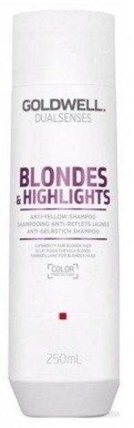 Goldwell Dualsenses Blondes&Highlights Szampoo Szampon do włosów blond 250ml