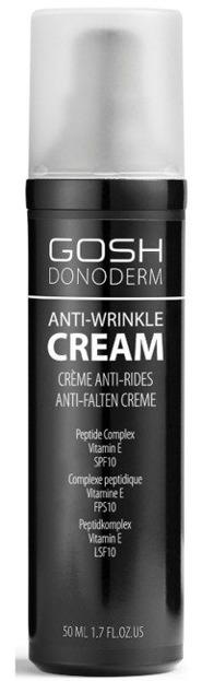 Gosh Donoderm Anti-Wrinkle Cream Krem przeciwzmarszczkowy do twarzy 50ml