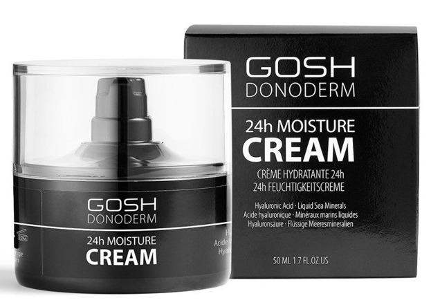 Gosh Donoderm Moisture Cream Prestige Nawilżający krem do twarzy 50ml