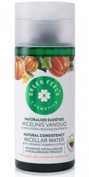 Green Feel's Naturalna woda micelarna 150ml