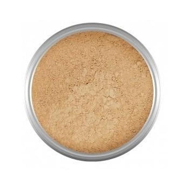 HEAN High Definition Bamboo Fixer Powder - Mineralny, bambusowy puder fiksujący 501 Light Beige, 8g