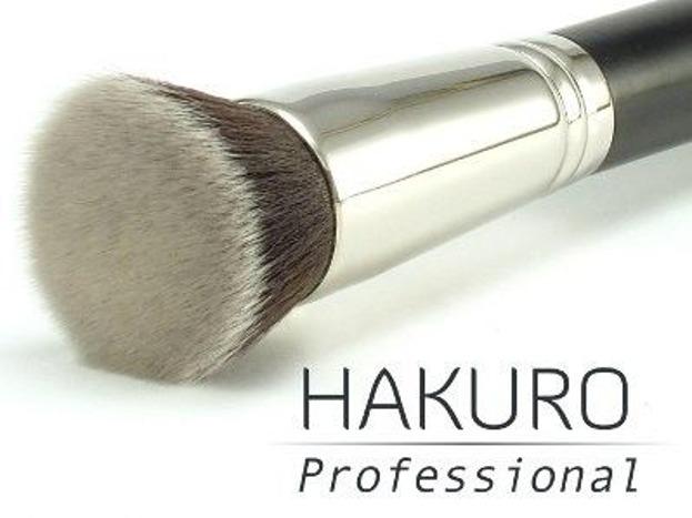 Hakuro H51 - Pędzel do płynnych podkładów i kosmetyków mineralnych