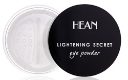 Hean Lightening Secret Eye Powder Rozjaśniający ultralekki puder pod oczy 4,5g