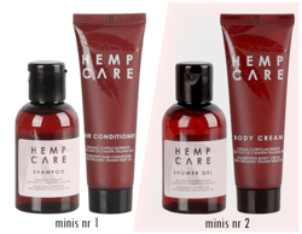 Hemp Care Lip Balm Balsam do ust 15ml + zestaw minis GRATIS