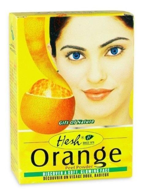 Hesh Maseczka ze skórki pomarańczy 100g